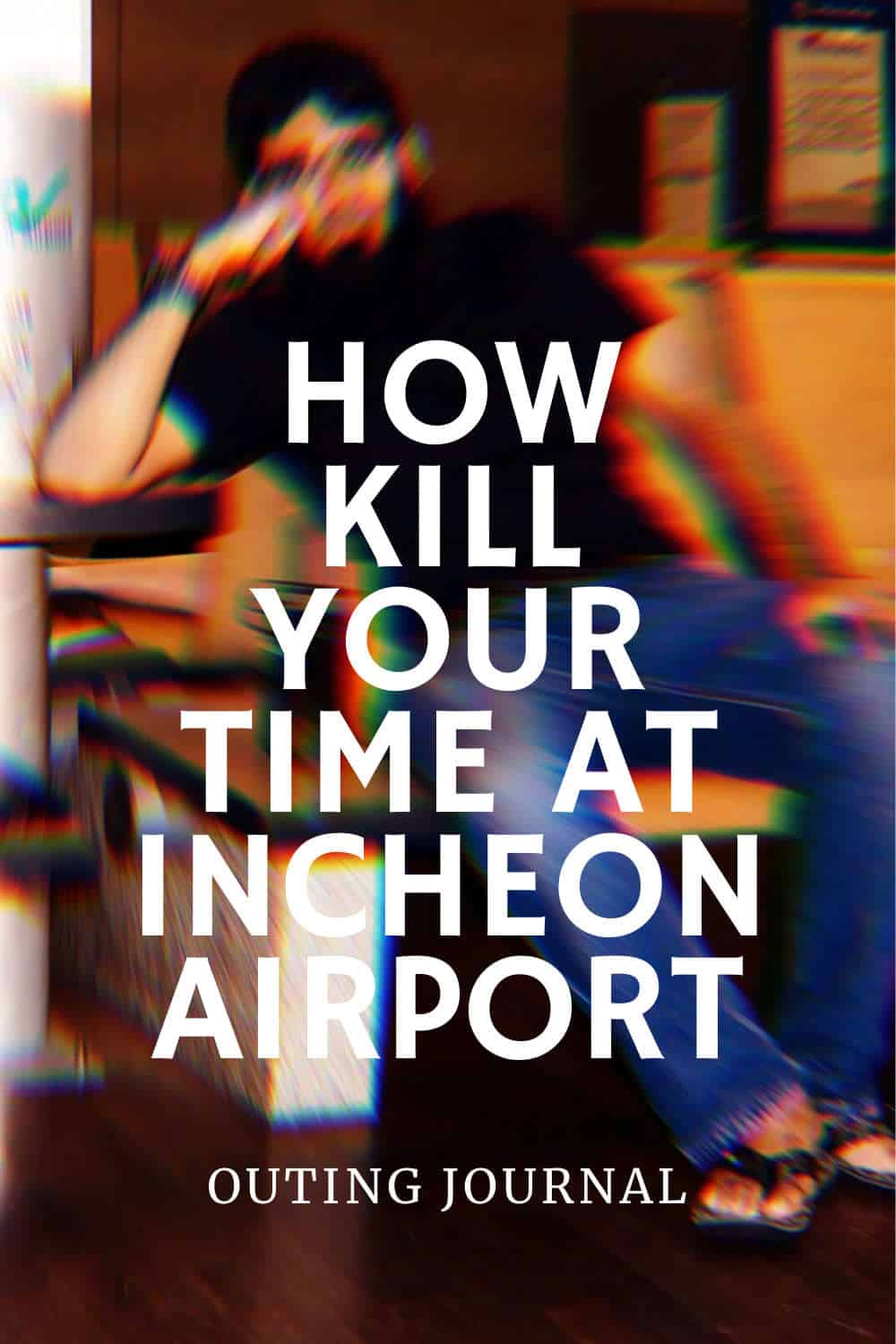 How to Timepass at Airport