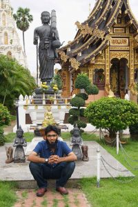 Chiang Mai is the Land of Religious Architectural Buildings