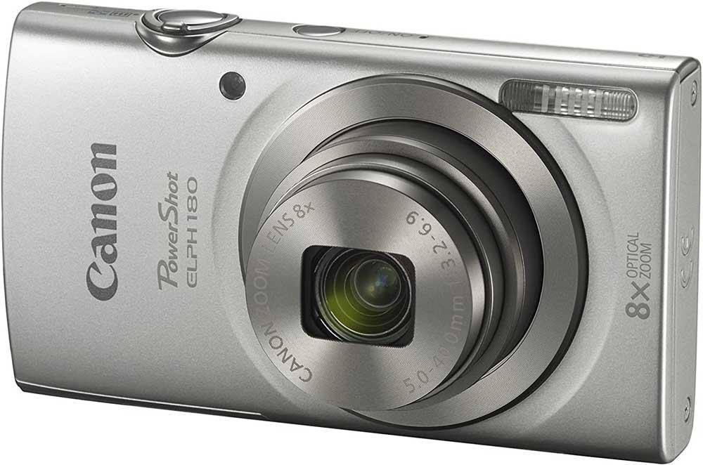 Best Digital Camera Under $100 - PowerShot ELPH 180